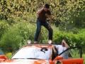 "Steven & Gianpaolo auf ""Indy"""