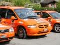 Unsere drei Autos!