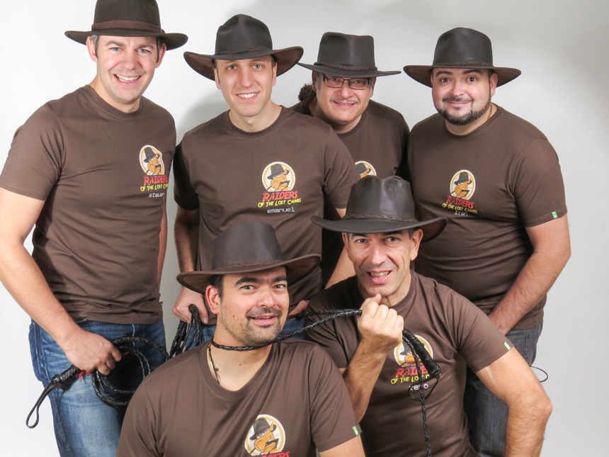 Team Raiders Of The Lost Camel
